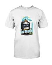 Old School Floppy Classic T-Shirt thumbnail