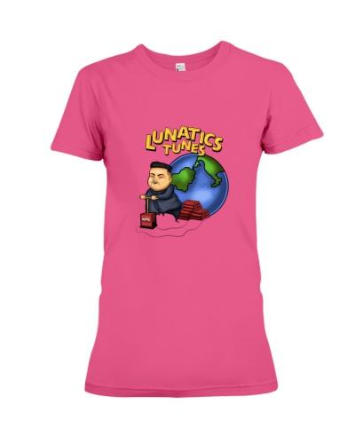 Lunatics Tunes T-Shirt