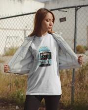 Old School Cassette Classic T-Shirt apparel-classic-tshirt-lifestyle-07