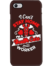 I Can't Stay At Home 'm A Heealthcare Worker shirt Phone Case thumbnail