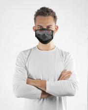 Ant man Face mask Cloth face mask aos-face-mask-lifestyle-14