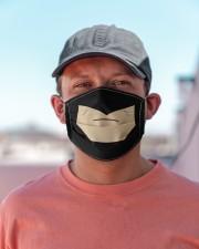 Batmouth Facemask Cloth face mask aos-face-mask-lifestyle-06