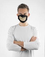 Batmouth Facemask Cloth face mask aos-face-mask-lifestyle-14
