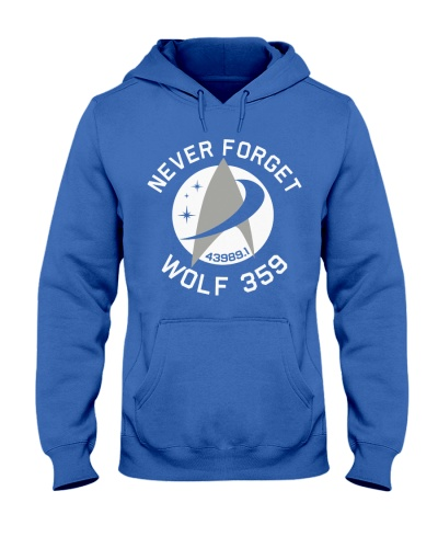 Never Forget Wolf 359