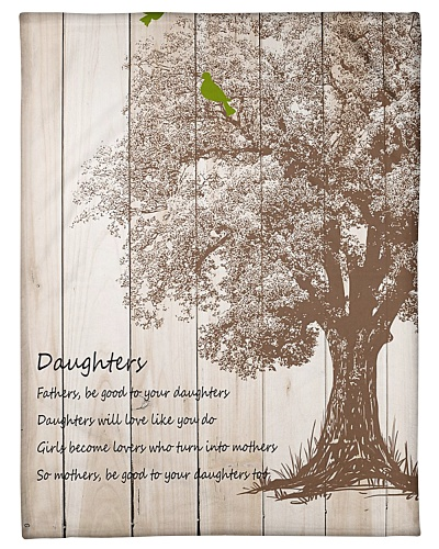 Daughter - Fleece Blanket