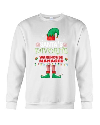 Santa's Favorite Warehouse Manager - Warehouse
