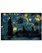 Starry Dementors 17x11 Poster front