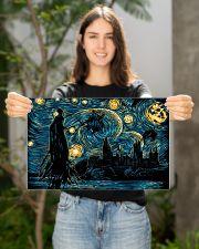 Starry Dementors 17x11 Poster poster-landscape-17x11-lifestyle-19