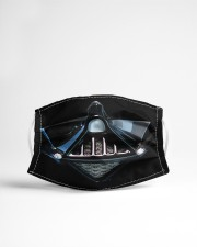 Vader Face mask Cloth face mask aos-face-mask-lifestyle-22