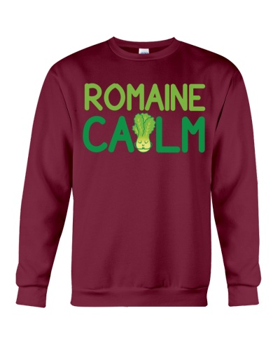 Romaine Calm Funny Cooking