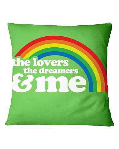 The Lovers The Dreamers And Me  Rainbow Connection