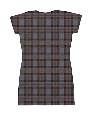Scot All-over Dress back