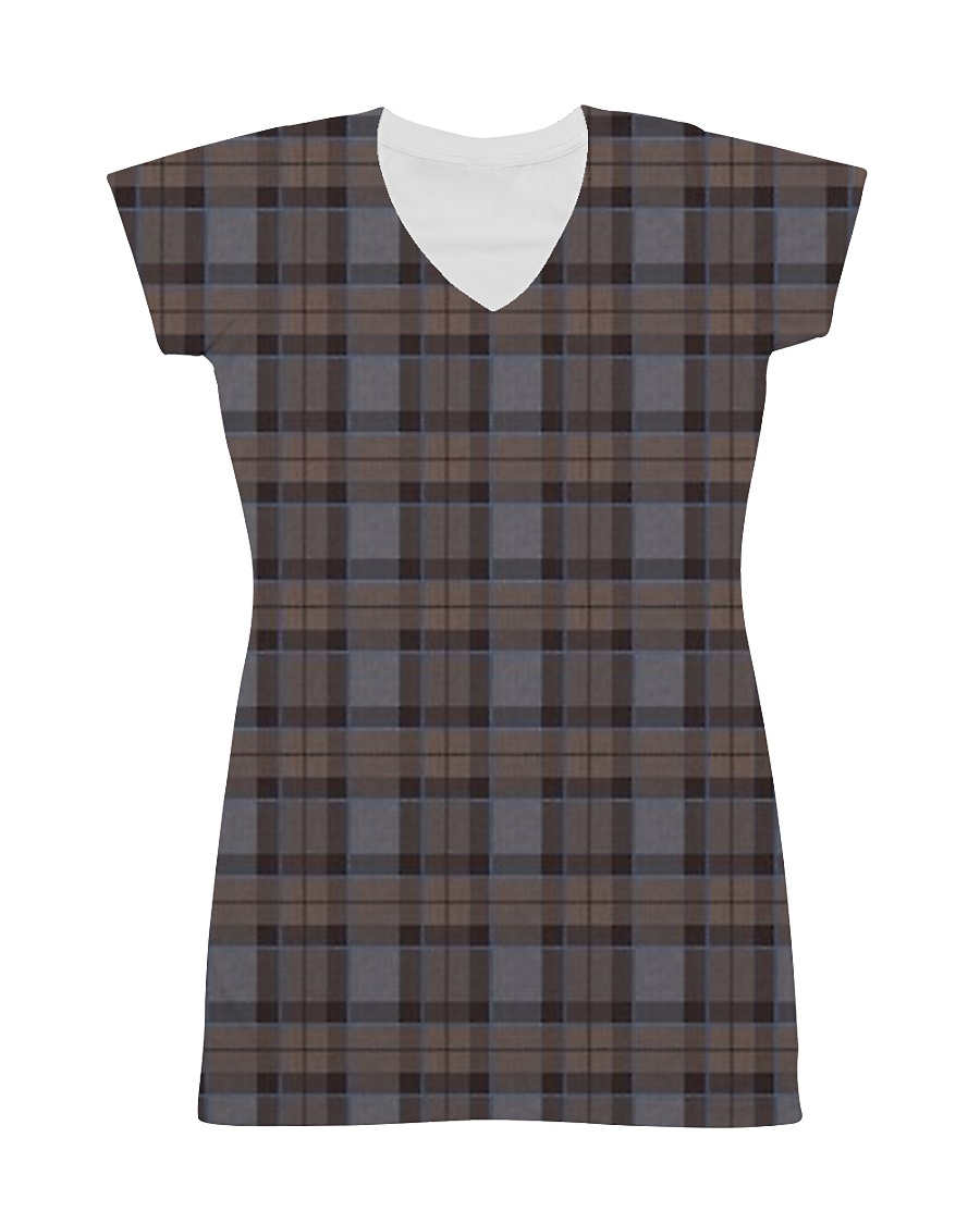 Scot All-over Dress