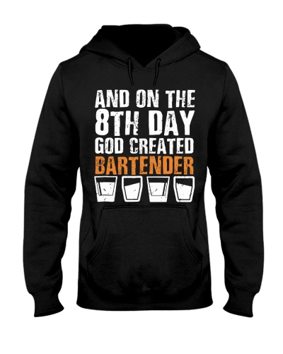 And On The 8th Day God Created Bartenders