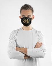 Alien  Face mask Cloth face mask aos-face-mask-lifestyle-14
