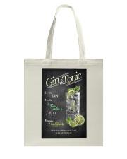 gin-tonic-poster Tote Bag thumbnail