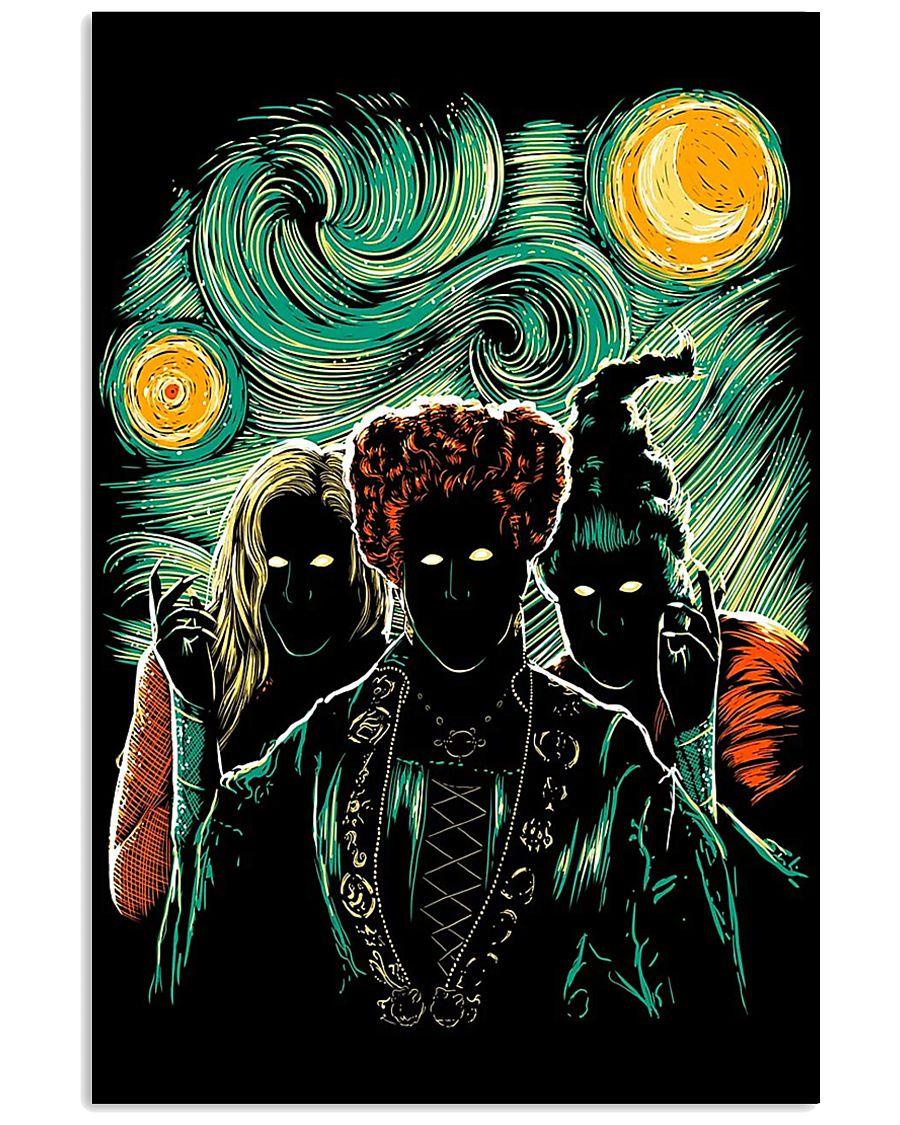 Salem Night 11x17 Poster