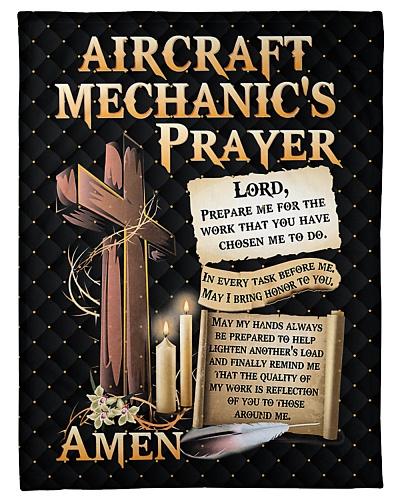Aircraft Mechanic's Prayer