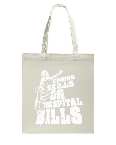Edging Skills Or Hospital Bills Rock Climbing