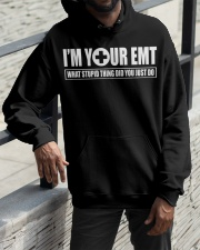i'm your emt Hooded Sweatshirt apparel-hooded-sweatshirt-lifestyle-front-11