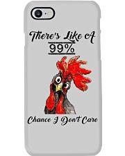 Farm chance i dont care Phone Case thumbnail