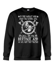 Viking Darkest Hours Crewneck Sweatshirt thumbnail