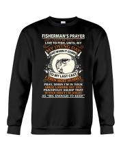 Fisherman's Prayer - Fishing Crewneck Sweatshirt thumbnail