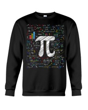 Pi Day Math Equation Crewneck Sweatshirt thumbnail