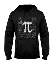 Pi Day Math Equation Hooded Sweatshirt thumbnail