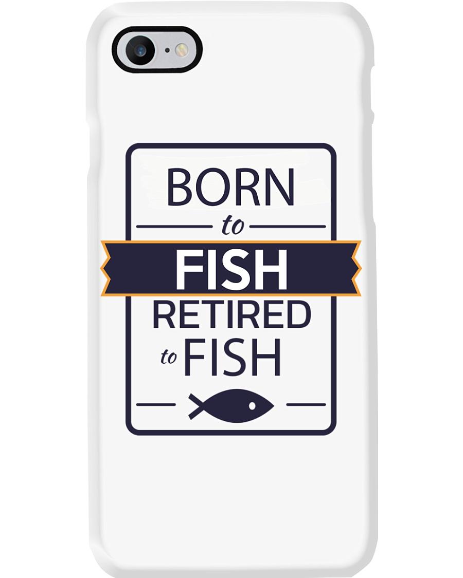 Born To Fish phone case Phone Case