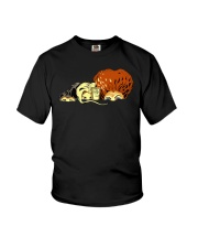 The Sisters Three Witch Halloween Shirt Youth T-Shirt thumbnail