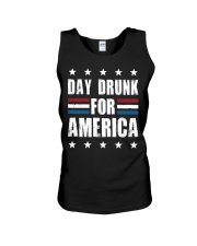 Independence Day Day Drunk For America Shirt Unisex Tank thumbnail