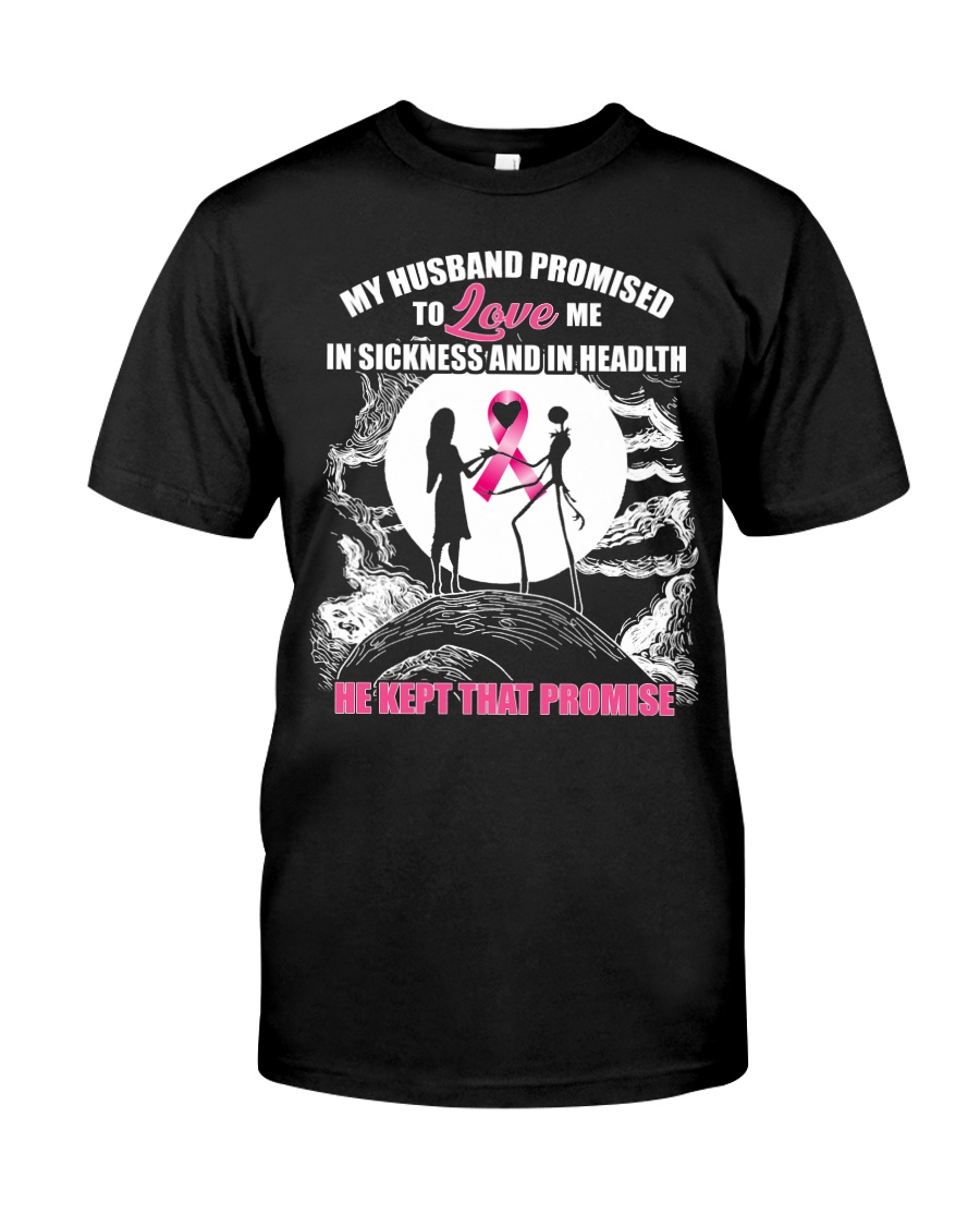 Nightmare Revisited My Husband Promised To Love Me Classic T-Shirt