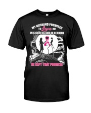 Nightmare Revisited My Husband Promised To Love Me Classic T-Shirt front