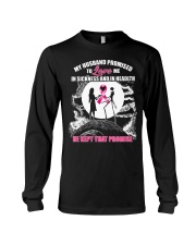 Nightmare Revisited My Husband Promised To Love Me Long Sleeve Tee thumbnail
