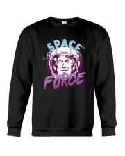 Donald Trump Space Force Shirt Crewneck Sweatshirt thumbnail