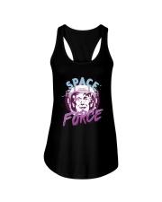 Donald Trump Space Force Shirt Ladies Flowy Tank thumbnail