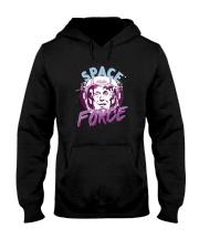 Donald Trump Space Force Shirt Hooded Sweatshirt thumbnail