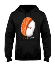 Sushi Hug Cute Kawaii Japanese Food Shirt Hooded Sweatshirt thumbnail