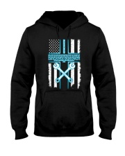 Ironworker Lord Thank You For This Job And The Ble Hooded Sweatshirt thumbnail