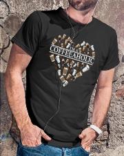 Im A Coffeeaholic Coffee Shirt Classic T-Shirt lifestyle-mens-crewneck-front-4