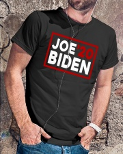 Biden 2020 Shirt Joe Biden Election Shirt Classic T-Shirt lifestyle-mens-crewneck-front-4