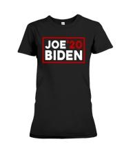 Biden 2020 Shirt Joe Biden Election Shirt Premium Fit Ladies Tee thumbnail