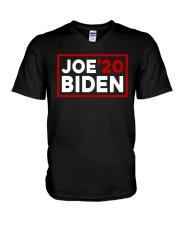 Biden 2020 Shirt Joe Biden Election Shirt V-Neck T-Shirt thumbnail