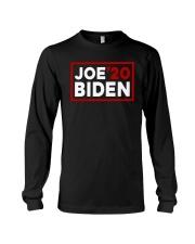 Biden 2020 Shirt Joe Biden Election Shirt Long Sleeve Tee thumbnail