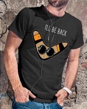 Boomerang Shirt I'll Be Back Boomerang Shirt Classic T-Shirt lifestyle-mens-crewneck-front-4