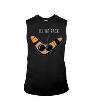 Boomerang Shirt I'll Be Back Boomerang Shirt Sleeveless Tee thumbnail