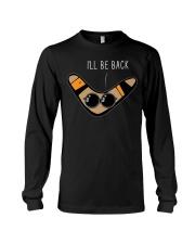 Boomerang Shirt I'll Be Back Boomerang Shirt Long Sleeve Tee thumbnail