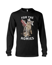 Cat Drop Milk For The Homies Shirt Long Sleeve Tee thumbnail