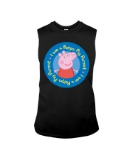 I Am A Peppa Pig Parent Shirt Sleeveless Tee thumbnail